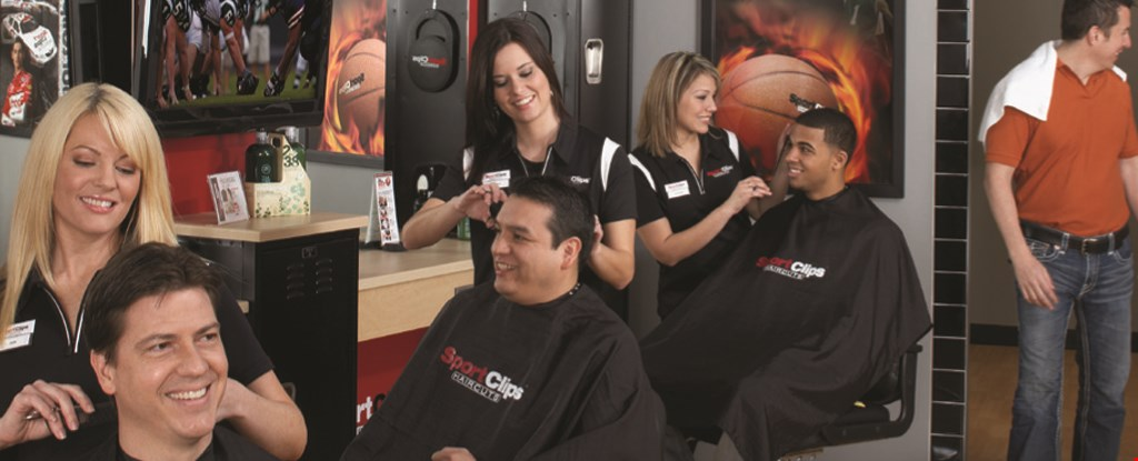 Product image for Sport Clips $2 off MVP haircut experience for returning clients