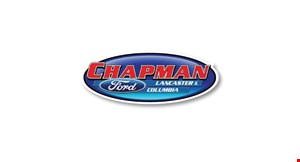 CHAPMAN FORD logo