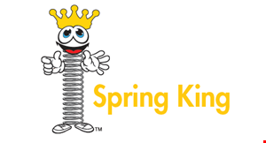 Spring King Garage Door Service logo