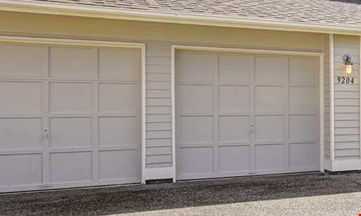 Product image for Spring King Garage Door Service $75 Installed. Noisy Door? Tune Up With Roller Replacement.