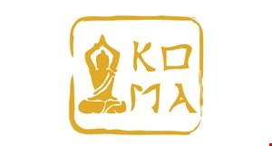Koma Japanese Steakhouse logo