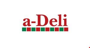 A-Deli Italian Food & Wine logo