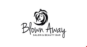 Blown Away Salon & Beauty Bar logo