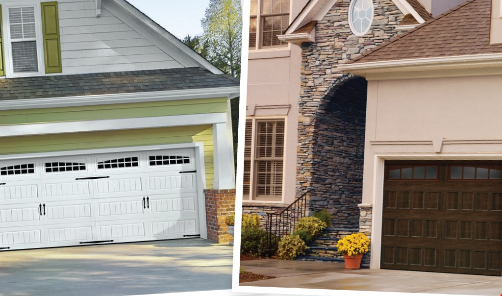 Product image for Precision Overhead Garage Door Service $200 Off*Any 2-Car Garage Door (installed).