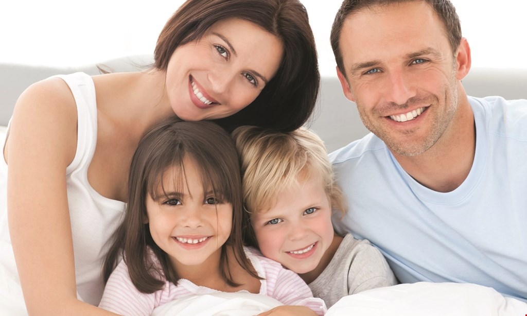 Product image for Allure Family Dental $59* exam, cleaning & x-rays.