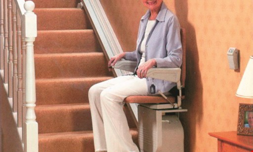 Product image for Angel's Stairlifts LLC $100 Off a new stair lift