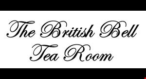 The British Bell Tea Room logo