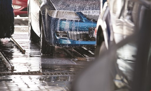 Product image for Route 41 Car Wash $65.00 Full Synthetic Oil Change