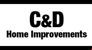 C & D Contractors logo