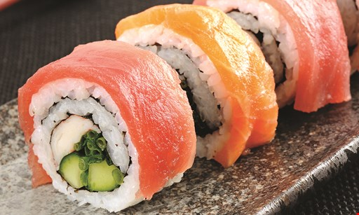 Product image for Tisumi Japanese Restaurant free special roll