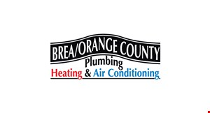 Brea/Orange County Plumbing, Heating & Air Conditioning logo