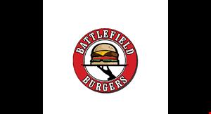 Battlefield Burgers logo