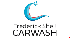 Product image for Frederick Shell Carwash FREE First Month Unlimited Wash Club (Buy any wash, get your first month of unlimited same price wash FREE).