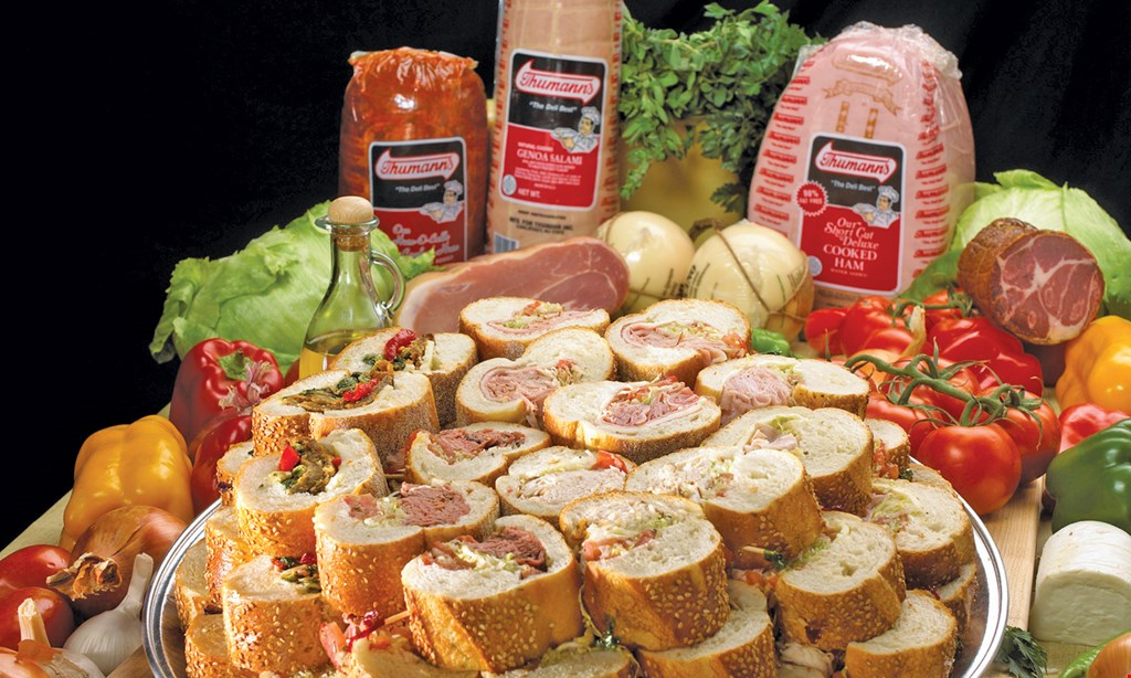 Product image for Primo Hoagies $2 OFF any primo-sized hoagie.