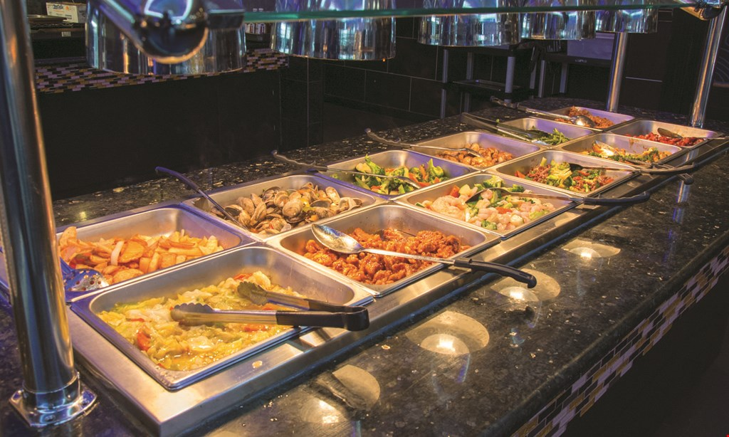 Product image for FLAMING GRILL & SUPREME BUFFET $1.50 off dinner buffet