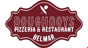 Doughboys Pizzeria & Restaurant logo