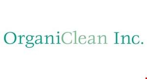 Organiclean Inc. logo