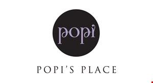 Popi's Place logo
