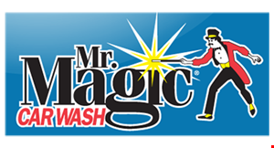 Mr Magic Car Wash logo