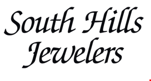 South Hills Jewelers logo