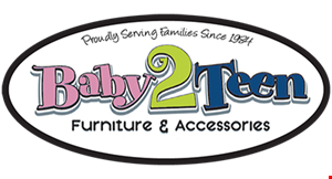 Baby-2-Teen Furniture logo