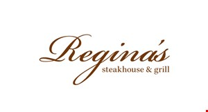 Regina's Steakhouse & Grill logo