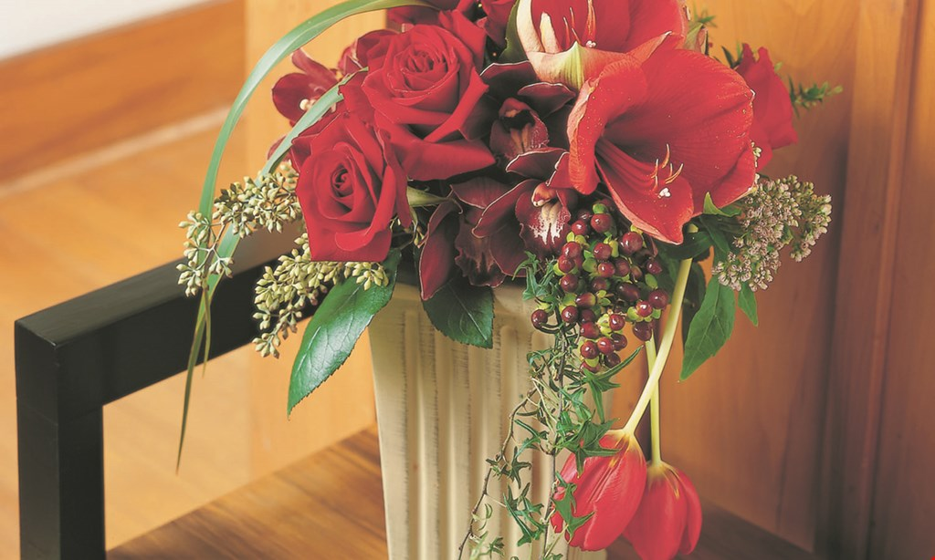 Product image for Weddings By New City Florist 10% Off your wedding package.