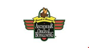 Frank & Teressa's Anchor Bar logo