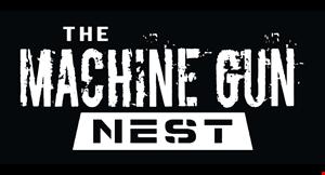 The  Machine Gun Nest logo