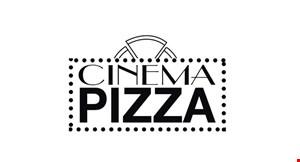 Cinema Pizza logo