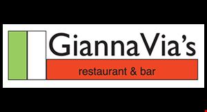 Gianna Via's Restaurant & Bar logo