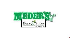 Product image for MEDER'S HOME & GARDEN $2 off flat of annuals