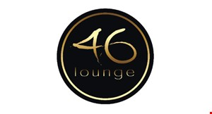 Product image for 46 Lounge $15 For $30 Worth Of Apps & Light Fare