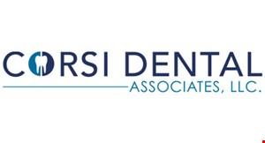 Corsi Dental Associates, LLC. logo