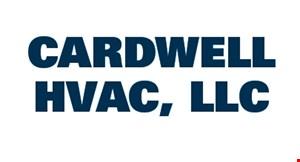 Product image for Cardwell HVAC, LLC $14.50 Club Membership