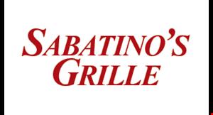 SABATINO'S GRILLE logo