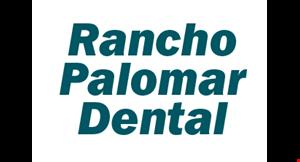 Rancho Palomar Dental logo