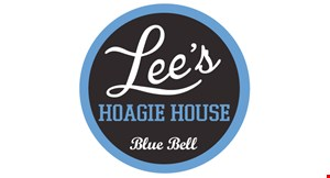 Lee's Hoagie House logo