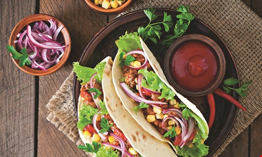 Product image for Forest Mexican Cantina 50% Off lunch buy one lunch at regular price, get the 2nd of equal or lesser value 50% off