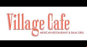Village Cafe Mexican Restaurant & Baja Grill logo