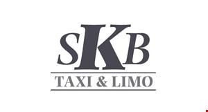 Skb Taxi & Limo logo