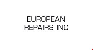 European  Repairs Inc logo