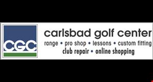 Carlsbad Golf Center logo