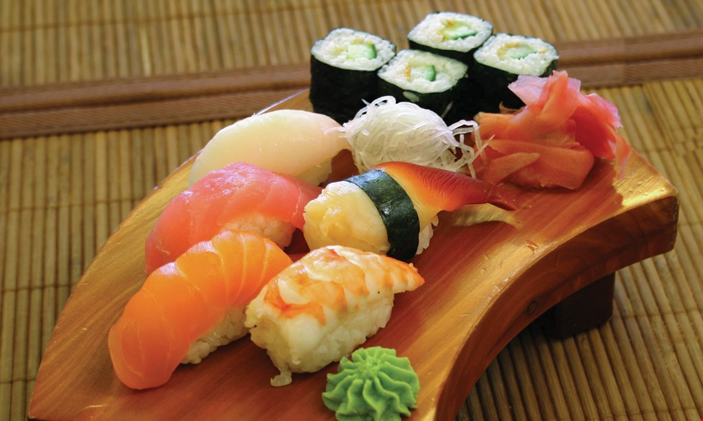 Product image for Tomoyama Sushi 20% off entire dinner purchase