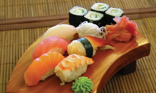 Product image for Tomoyama Sushi 30% off daily happy hour special