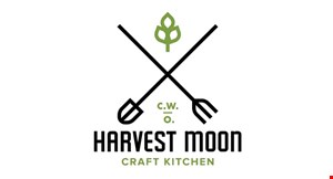 Product image for Harvest Moon Craft Kitchen $10 For $20 Worth Of Casual Dining