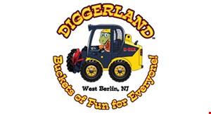 Product image for Diggerland USA $32.95 any day tickets, online code: SNJAPRIL. $59.95 memberships, online code: MSNJAPRIL. $30 off dig it or super dig birthday packages, online code: SNJAPRILBDAY.