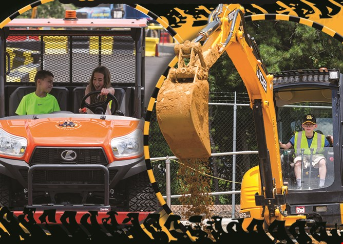Product image for Diggerland USA Pre-Summer Flash Sale $5 off each ticket $30 off party package.