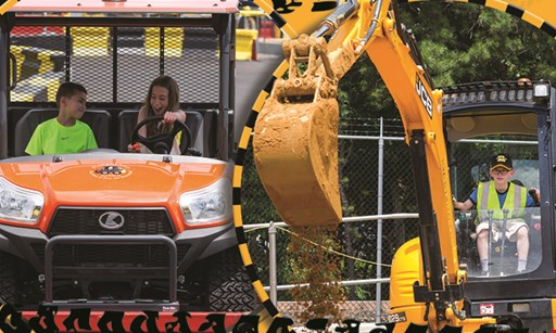 Product image for Diggerland USA $32.95 any day tickets. $59.95 memberships. $30 off dig it or super dig birthday packages.