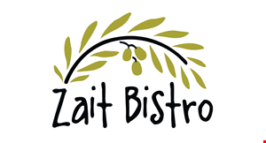 Product image for Zait Bistro $15 For $30 Worth Of Mediterranean Cuisine